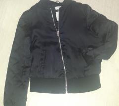 H&M satenska jakna 152