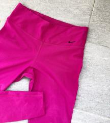 NIKE original roze dri fit sportske tajice