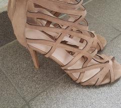 Krem sandale 41