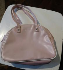 Poklanjam torbu Daniel Ray kožna ružičasta