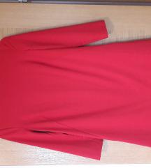 Crvena haljina S vel.