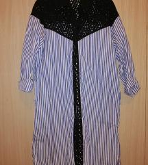 Zara haljina košulja