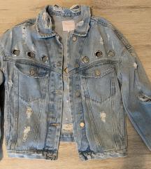 Zara oversize traper jakna