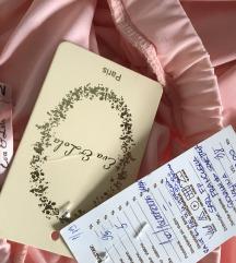 Duga maxi haljina svečana pink