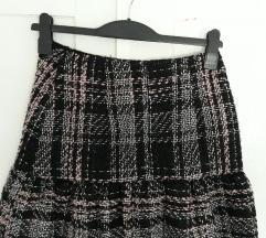 Zara tvid suknja