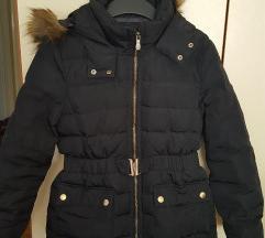 Zara girls pernata jakna vel.140(9-10)