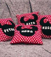 Minnie Mouse jastuk