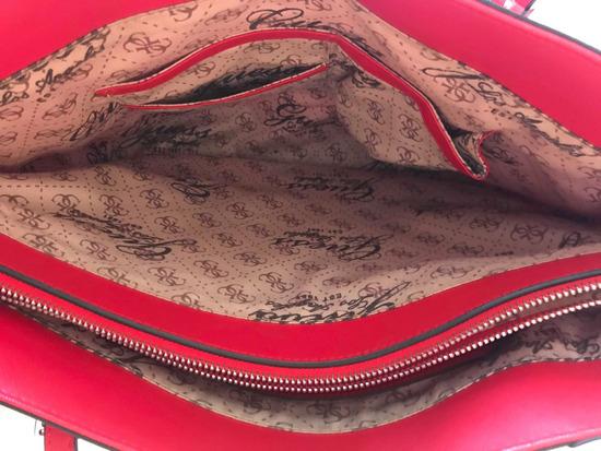 Guess crvena torba