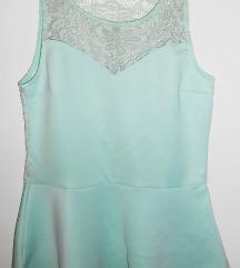 Tirkizna majica, H&M