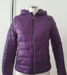 Bershka prijelazna jakna, vel S/M