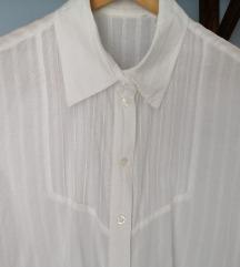 LABOD bijela košulja pamuk/lan