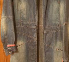 Jeans mantil