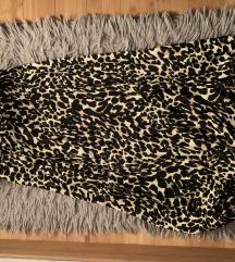 Suknja animal print