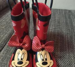 Gumene čizme Minnie