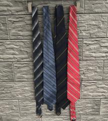 Lot  Trussardi/Ungaro/YSL kravate