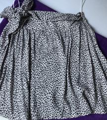 NAF NAF mini suknja s naborima 36