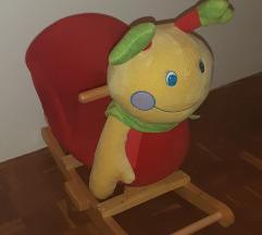 Stolica za ljuljanje - puž