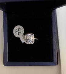 NOVI Italo jewelry srebrni prsten