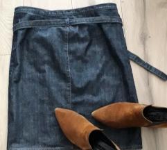 Benetton traper suknja ,38