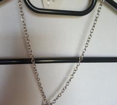 Ogrlica lokot - poštarina uključena