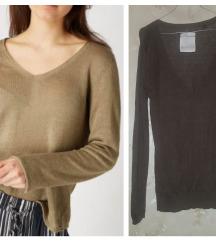 Marc O'Polo - lanena pletena majica / pulover - 40