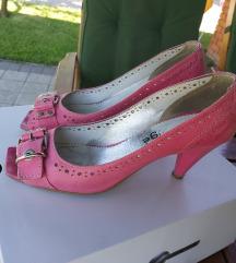 Sandale cipele prava koža