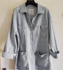Traper jakna, oversized