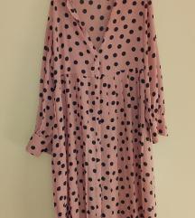 Zara haljina s točkicama