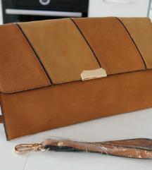 Pismo torbica, smeđa