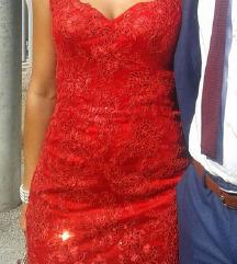 Svečana kratka haljina