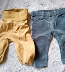 LOT- 5 hlačica za bebe