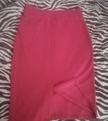 *Nova *pencil suknja