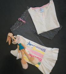 H&M pidžama +poklon