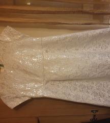 Benetton svečana haljina XS  1+1 gratis