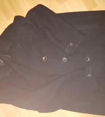 Crni kaput L/XL