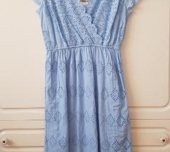 NEXT svijetlo plava pamučna haljina
