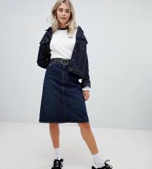 Lee jeans suknja