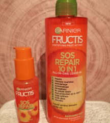 Garnier SOS repair lot