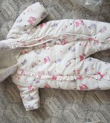 Skafander za bebe 0-3mj