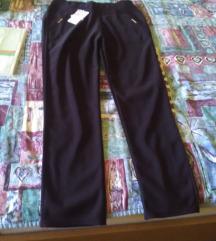 Crne hlače L