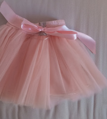 Baletna suknja za curice
