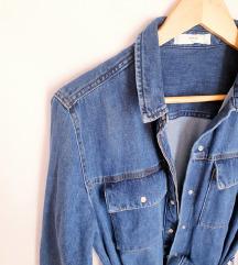MANGO jeans haljina kosulja 🎀