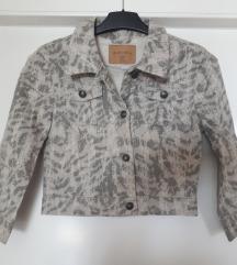 Traper jakna s uzorkom XS-S