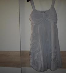 Siva haljina ili duža tunika vel.M