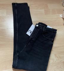 Zara jeans VINTAGE  visoki struk 40