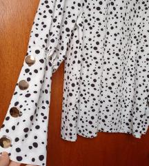 Točkasta košulja/bluza