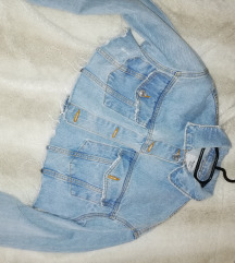Jeans traper jaknica