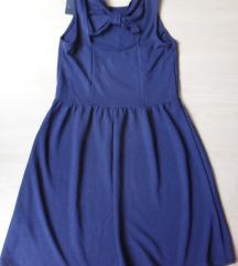 Nova Tezenis tamnoplava haljina, M