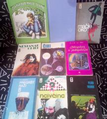 Knjige, lot 20kn