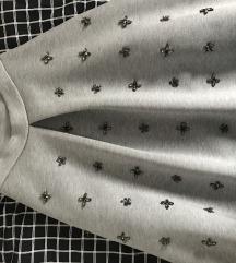 H&m suknja siva